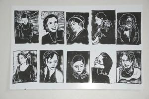 Las Mujeres de SFP by Yesenia Navarette Hunter