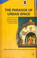 PARADOX OF URBAN SPACE- BETTER IMAGE